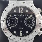 Bvlgari - Diagono Scuba Chronograph Automatic - SCB 38