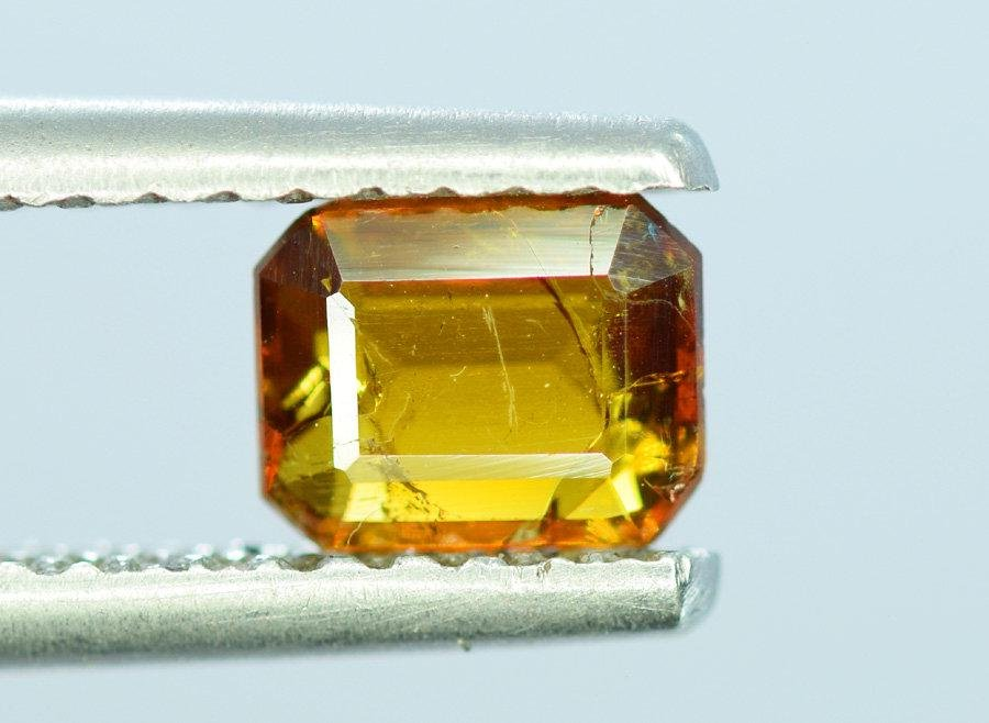 1.25 carats Extremely Rare Natural Bastnasite Gemstone