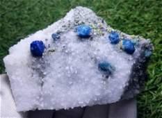 325 Grams Natural Lazurite Afghanite Pyrite Combine