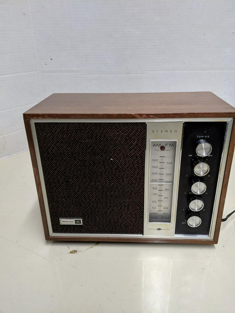 Vintage Philco Radio Model S-959 WA