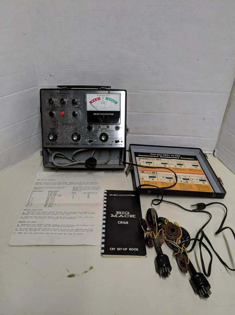 Sencore CRT143 Cathode Ray Tube Tester