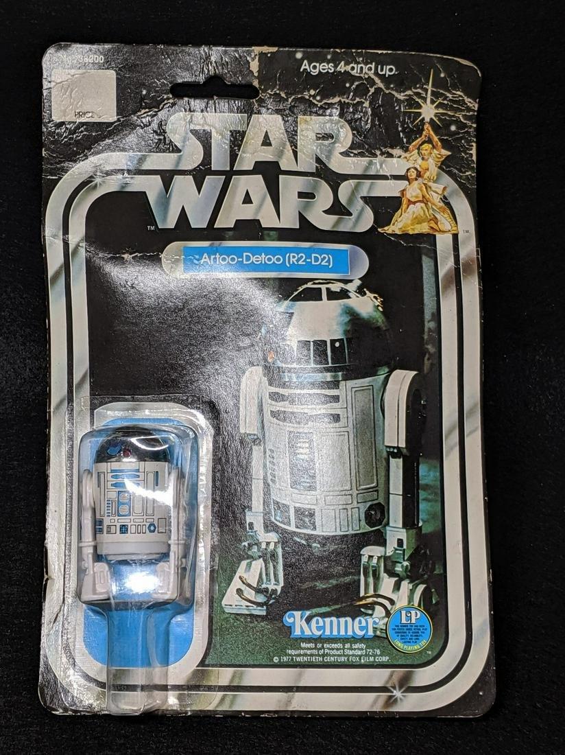 Star Wars 1977 Vintage 12 Back R2D2 MOC
