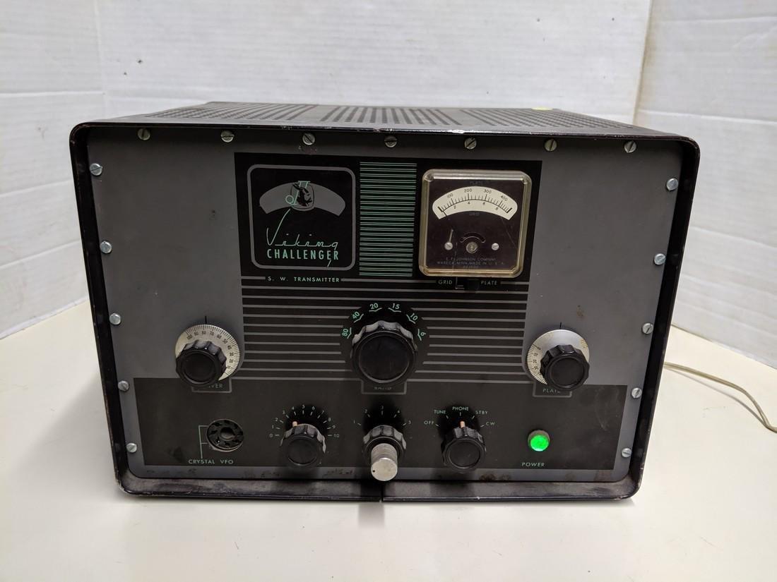 EF Johnson Viking Challenger S.W. Transmitter