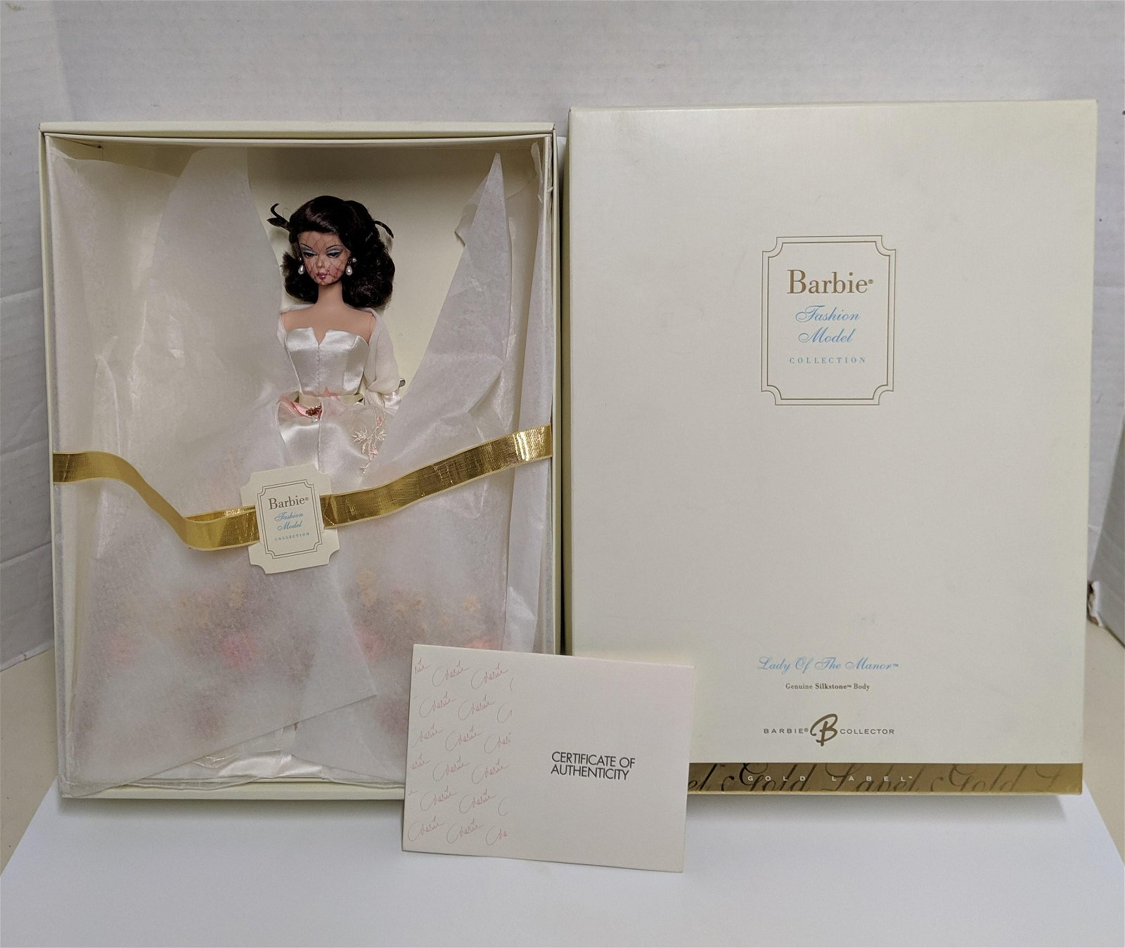 Barbie Fashion Model Collection Lady of the Manor