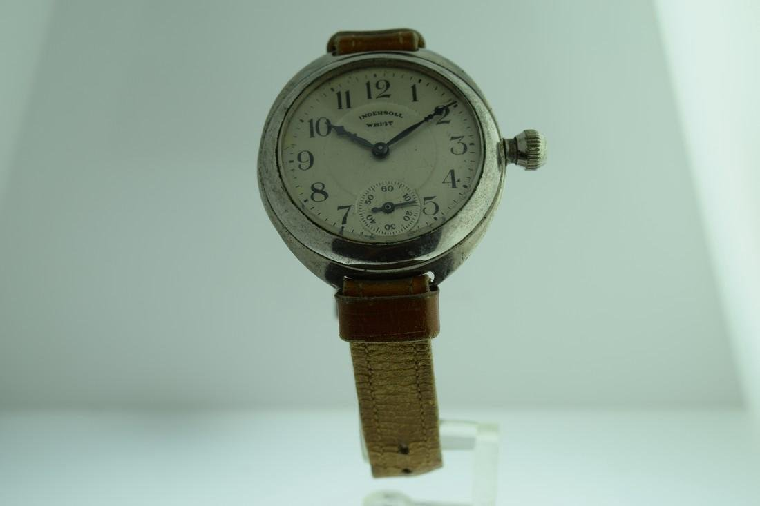 Vintage Ingersoll Original Strap Watch, 1930s