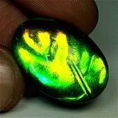 17.60 ct Australian Doublet Opal