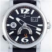 Ulysse Nardin - Dual Time GMT Big Date - Ref: 243-55 -