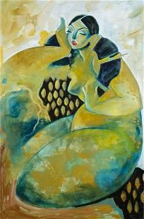 Shuren Young Lady