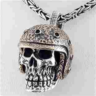 925 Sterling Silver Necklace Pendant Set