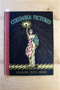 Columbia Pictures 19291930 US Movie Studio Exhibitor