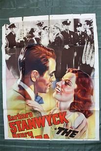 The Mad Miss Manton USA 1938 US Three Sheet Movie