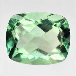 5.93 ct natural green fluorite