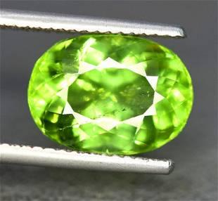 985 Ct Top Quality Oval Shape Peridot Gemstone item