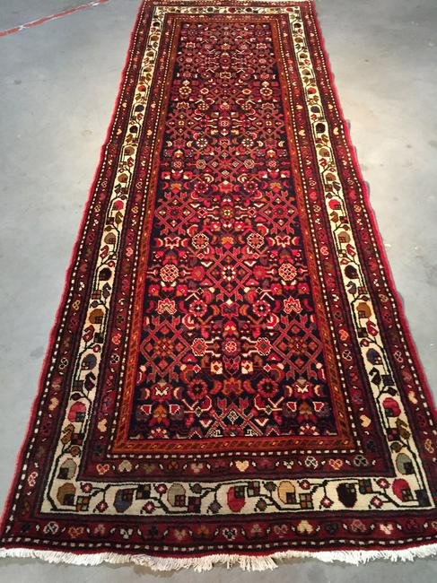 Authentic Persian Runner 3.5x10