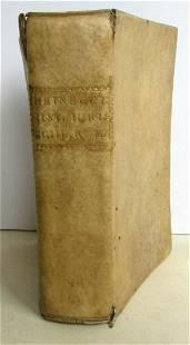 1733 GHEINECCII HISTORIA IVRIS CIVILIS ROMANI ac