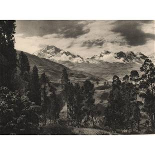 FRIEDRICH AHLFELD - Sorata, Bolivia