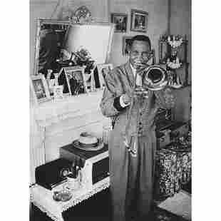 WILLIAM CLAXTON Jim Robinson New Orleans 1960