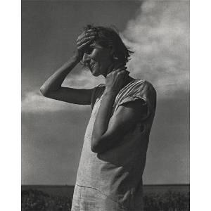 DOROTHEA LANGE - Woman of the High Plains