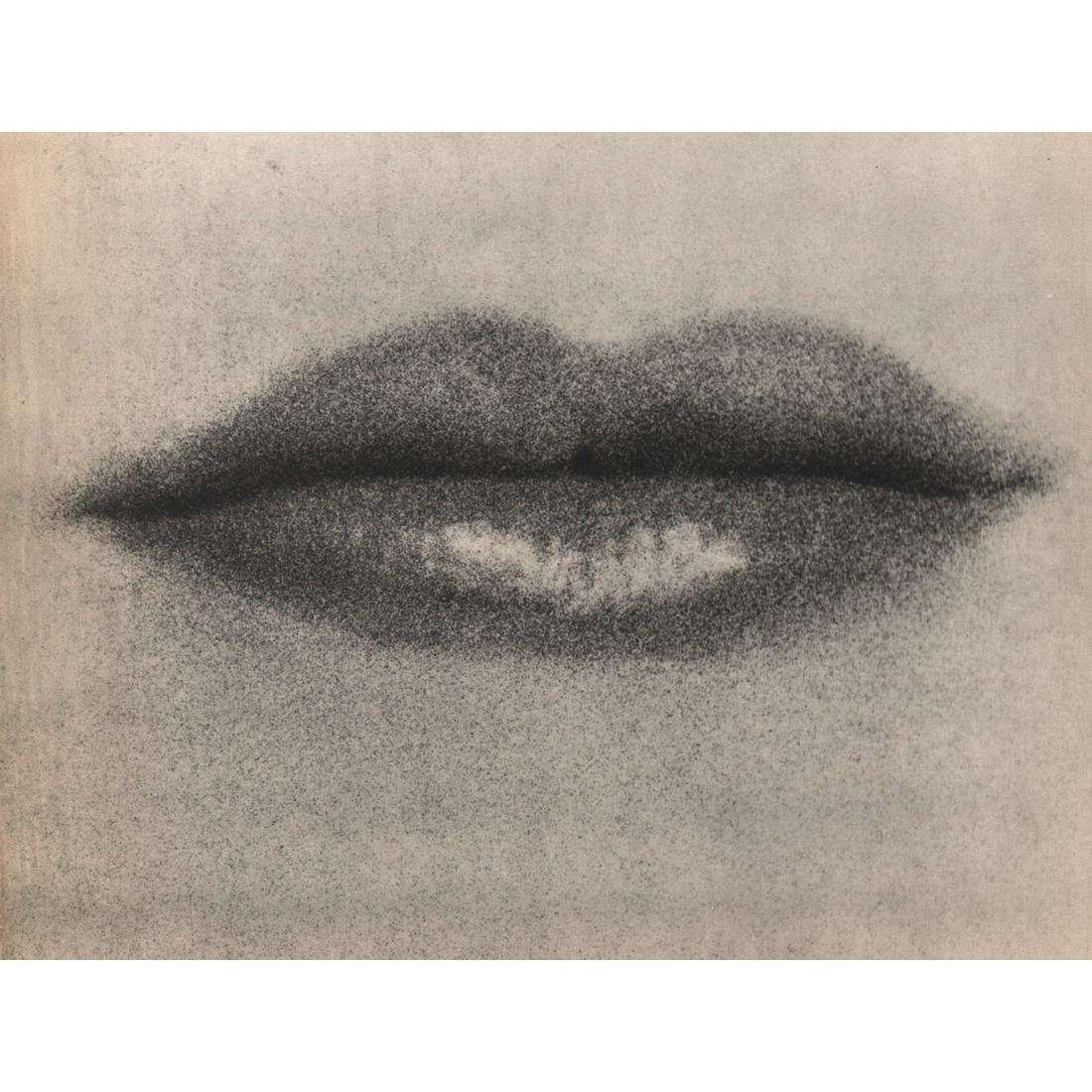 MAN RAY -  Lips