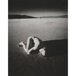 KISHIN SHINOYAMA Death Valley Nude