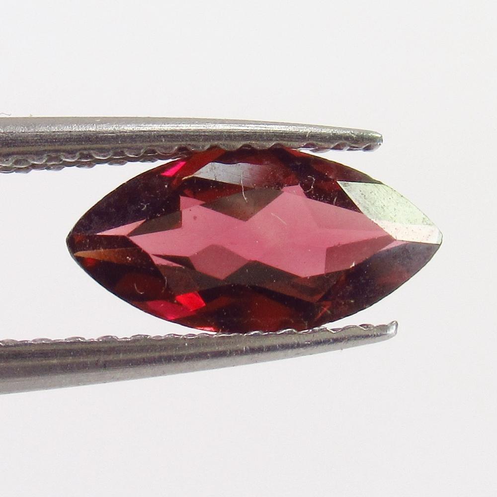 1.11 Ctw Natural Pink Rhodolite Garnet 10X5 mm Marquise