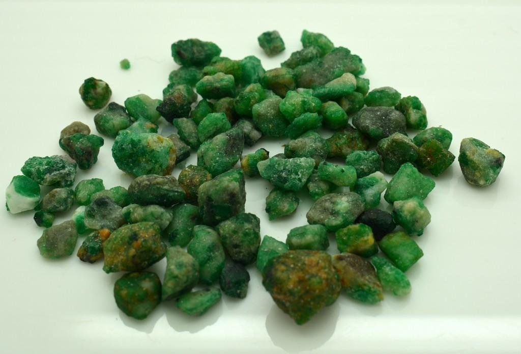 70 Grams Beautiful Emerald Rough