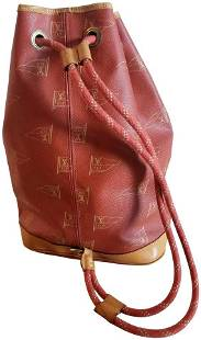Louis Vuitton 1995 Americas Cup Saint Tropez Duffle Bag