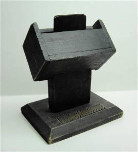 Wood Match Box With Striker