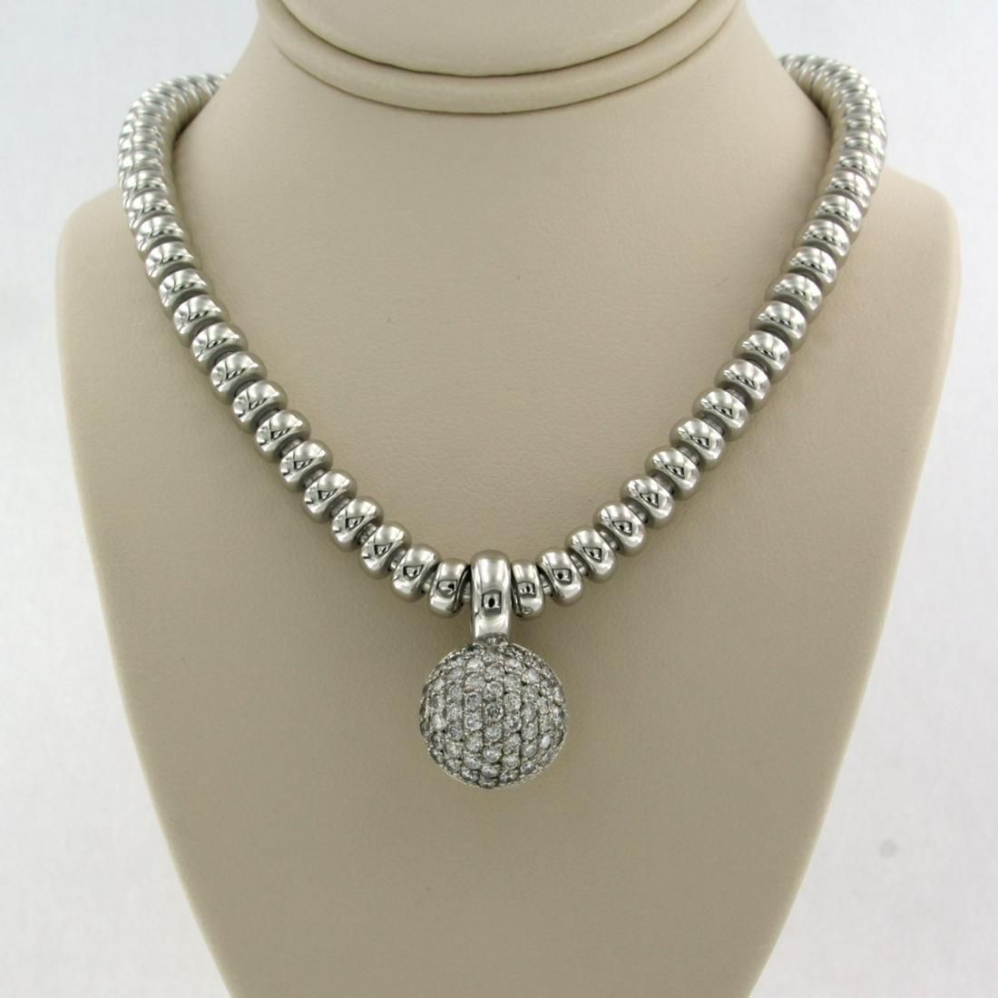 LeChic - Diamond necklace