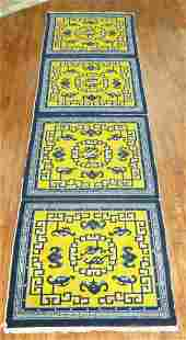 Antique Chinese Peking Rug