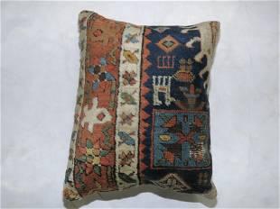 Heriz Small Rug Pillow