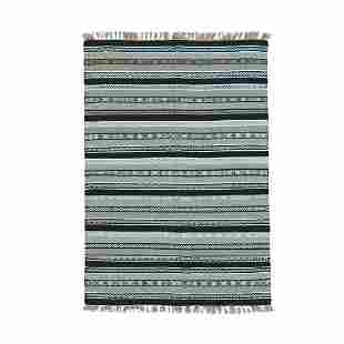 Flat Weave Reversible Hand Woven Durie Kilim Pure Wool