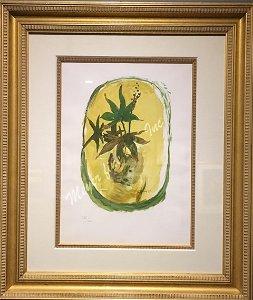 "George Braque: ""Ivy"""