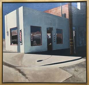 Alan Locke Barber Shop