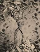 CECIL BEATON - Baba Beaton as the Duchess of Malfi