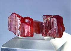 Natural & unheated~ Pink Tourmaline Crystal Lot
