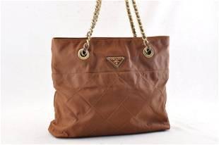 Prada Vintage Tote Bag