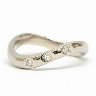 Mikimoto Diamond Ring