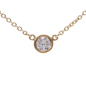 Tiffany & Co. the yard Necklace
