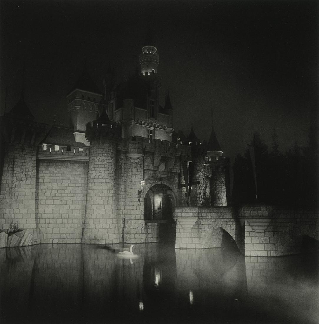 DIANE ARBUS - A Castle in Disneyland, CA, 1962