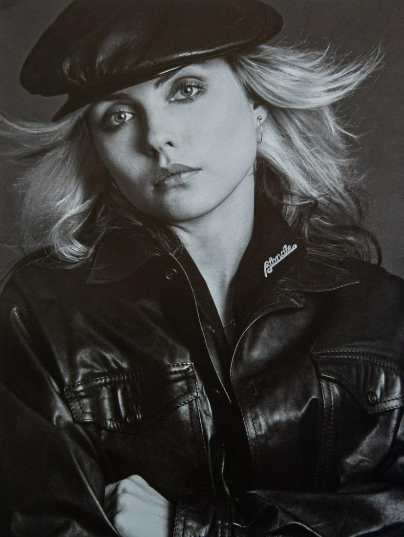 LYNN GOLDSMITH - Debbie Harry, New York, 1979