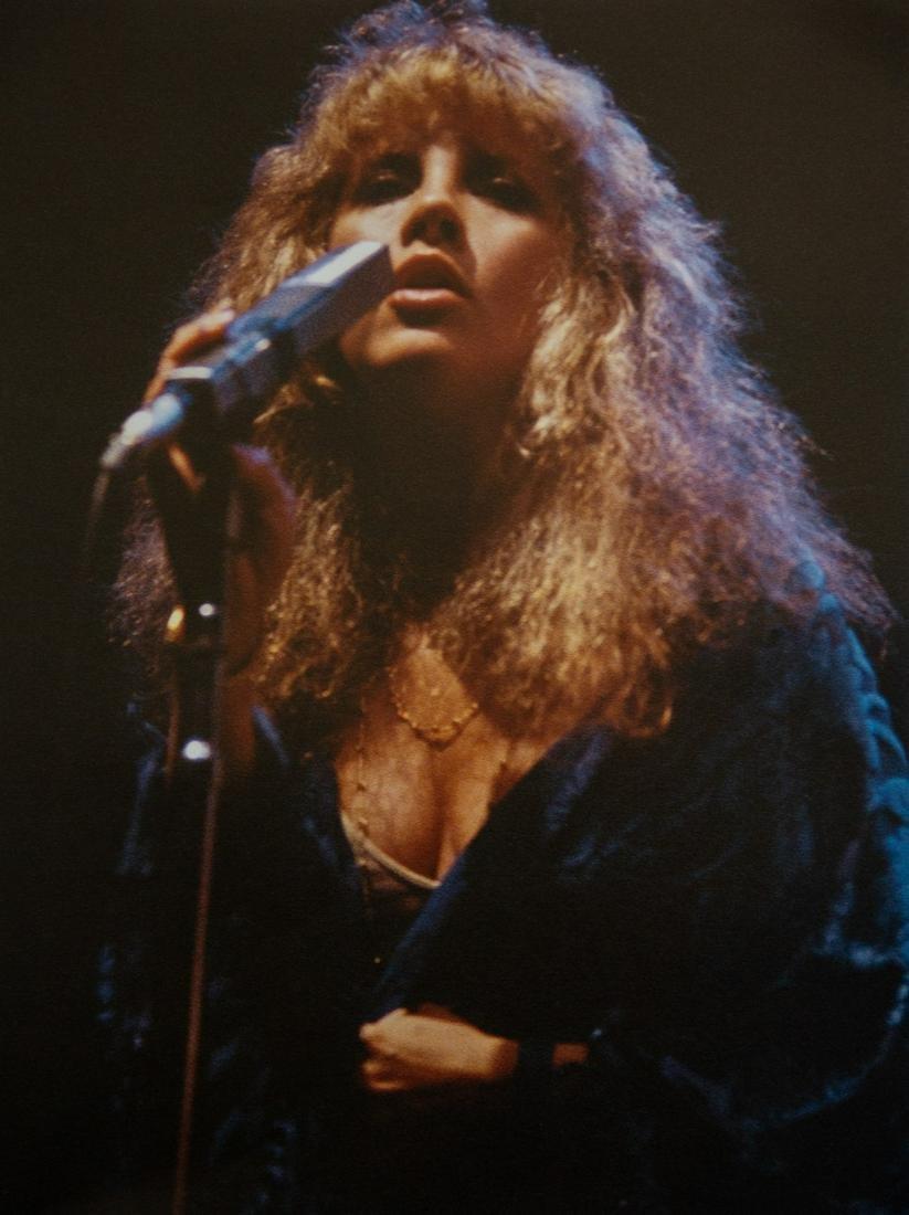LYNN GOLDSMITH - Stevie Nicks, Los Angeles, California