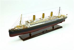SS Bismarck Ocean Liner
