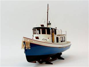 Lord Nelson Victory Tugboat