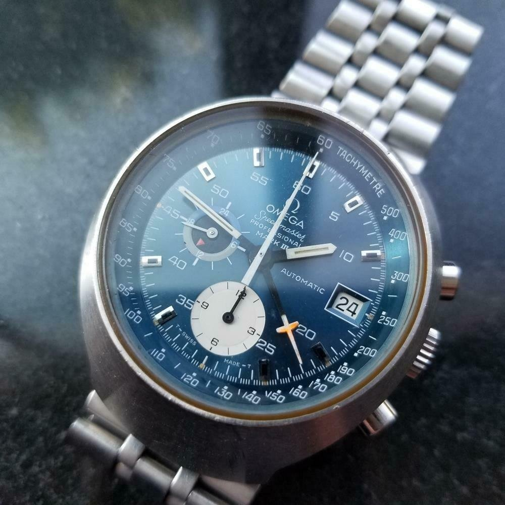 OMEGA Men's Speedmaster Mark III Automatic Chronograph