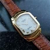 ROLEX Ladies 18k Gold Cellini Geneve ref6631 Quartz