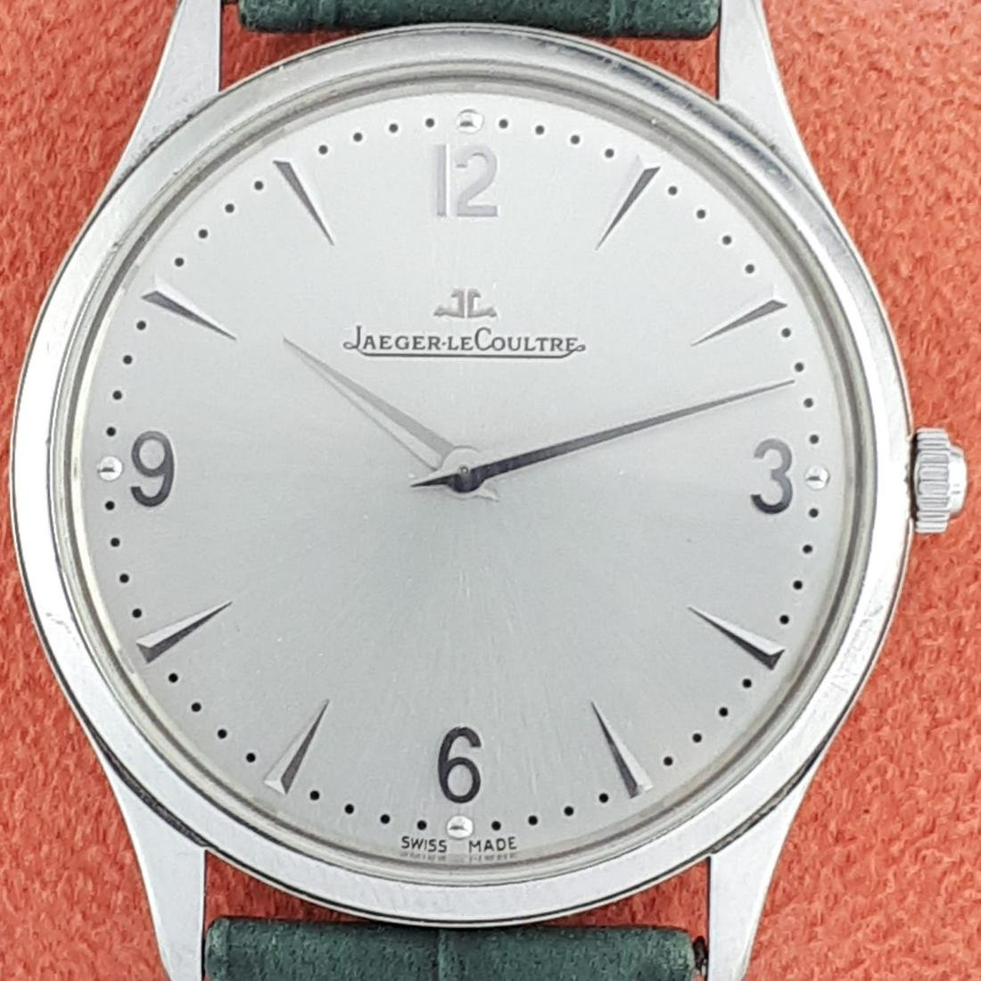 Jaeger-LeCoultre - Master Ultra Thin - Ref: 172.8.79.S