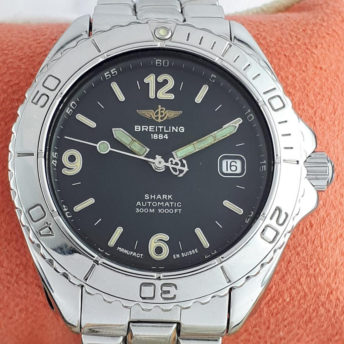 Breitling - Shark Automatic - Ref: A17605 - Men -