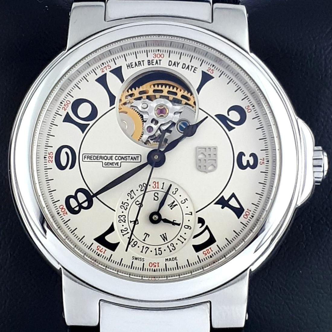 Frédérique Constant - Highlife Heartbeat Day/Date -
