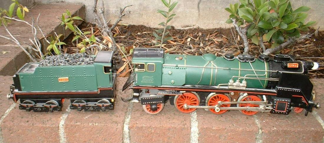 "Paya (made in Spain) ""Santa-Fe"" 2-6-2 live steam"